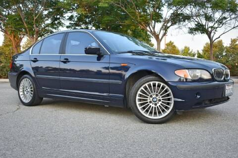2002 BMW 3 Series for sale at VCB INTERNATIONAL BUSINESS in Van Nuys CA