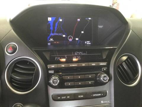 2015 Honda Pilot for sale at Brilliant Motors in Topsham ME