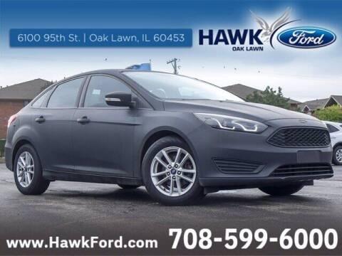 2017 Ford Focus for sale at Hawk Ford of Oak Lawn in Oak Lawn IL