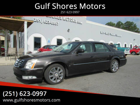 2008 Cadillac DTS for sale at Gulf Shores Motors in Gulf Shores AL