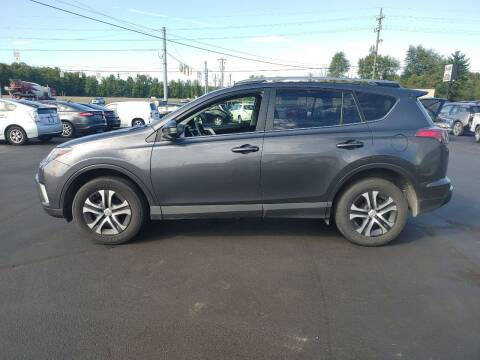 2018 Toyota RAV4 for sale at Cruisin' Auto Sales in Madison IN
