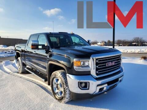 2015 GMC Sierra 2500HD for sale at INDY LUXURY MOTORSPORTS in Fishers IN
