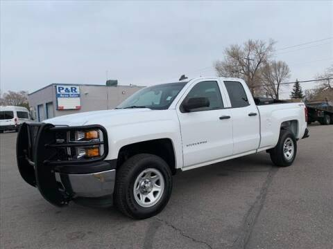 2015 Chevrolet Silverado 1500 for sale at P & R Auto Sales in Pocatello ID