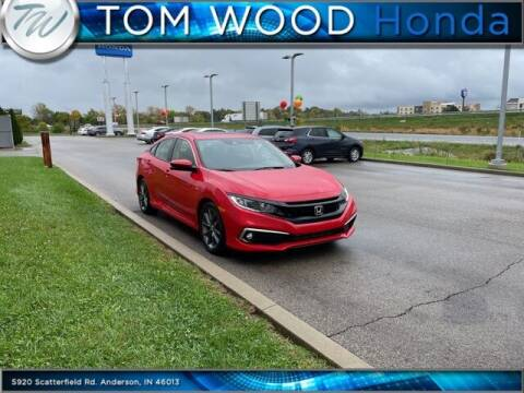 2019 Honda Civic for sale at Tom Wood Honda in Anderson IN
