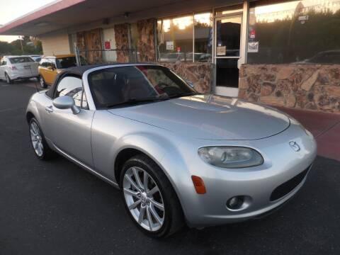 2006 Mazda MX-5 Miata for sale at Auto 4 Less in Fremont CA