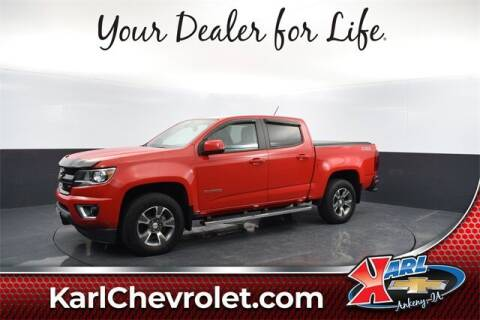 2015 Chevrolet Colorado for sale at Karl Pre-Owned in Glidden IA