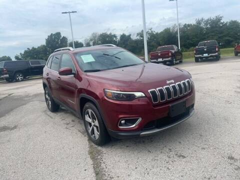 2019 Jeep Cherokee for sale at Mann Chrysler Dodge Jeep of Richmond in Richmond KY