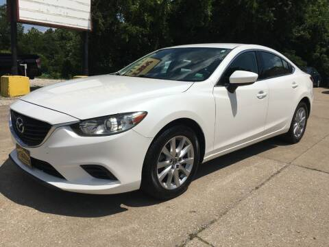 2014 Mazda MAZDA6 for sale at Town and Country Auto Sales in Jefferson City MO