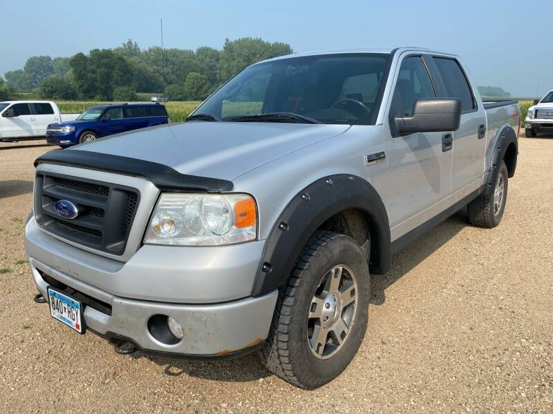 2008 Ford F-150 for sale at RDJ Auto Sales in Kerkhoven MN