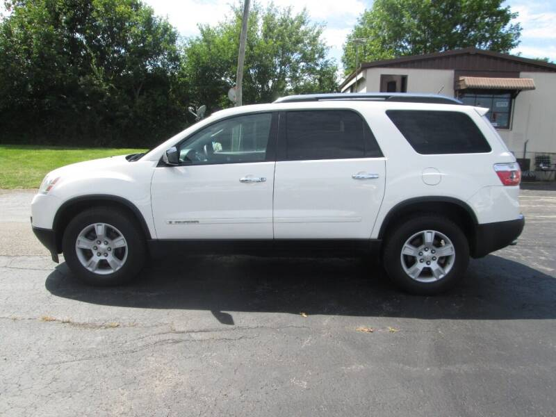 2007 GMC Acadia for sale at Knauff & Sons Motor Sales in New Vienna OH