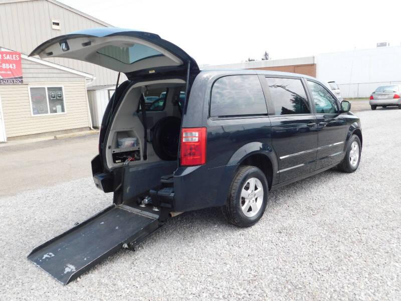2008 Dodge Grand Caravan for sale at Macrocar Sales Inc in Akron OH