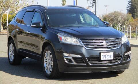 2013 Chevrolet Traverse for sale at General Auto Sales Corp in Sacramento CA