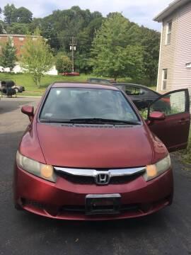 2009 Honda Civic for sale at USA Motors in Revere MA