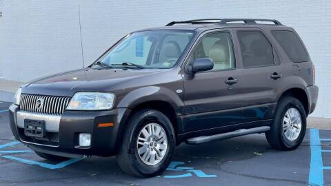 2006 Mercury Mariner for sale at Carland Auto Sales INC. in Portsmouth VA