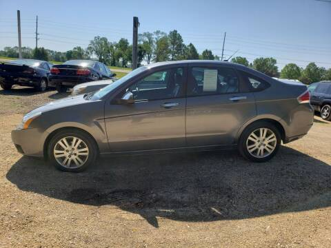 2010 Ford Focus for sale at Northwoods Auto & Truck Sales in Machesney Park IL
