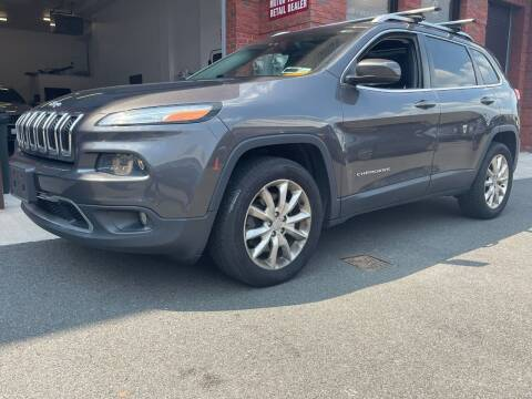 2016 Jeep Cherokee for sale at The Car Guys in Staten Island NY