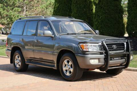 2002 Toyota Land Cruiser for sale at NeoClassics - JFM NEOCLASSICS in Willoughby OH