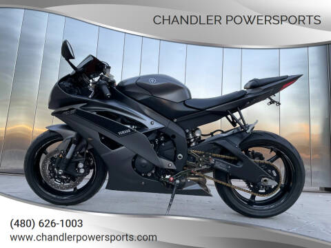 2016 Yamaha YZF-R6 for sale at Chandler Powersports in Chandler AZ