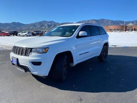 2017 Jeep Grand Cherokee for sale at Lakeside Auto Brokers in Colorado Springs CO