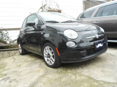 2013 FIAT 500 for sale at Mountain Auto in Jackson CA