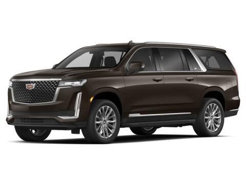 2021 Cadillac Escalade ESV for sale at Radley Cadillac in Fredericksburg VA