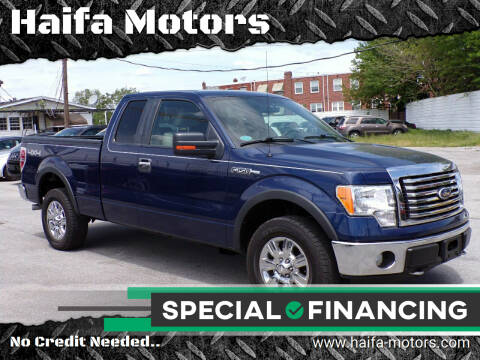 2010 Ford F-150 for sale at Haifa Motors in Philadelphia PA