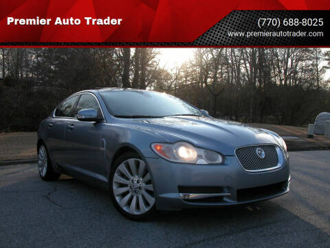 2009 Jaguar XF for sale at Premier Auto Trader in Alpharetta GA