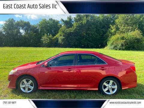 2014 Toyota Camry for sale at East Coast Auto Sales llc in Virginia Beach VA