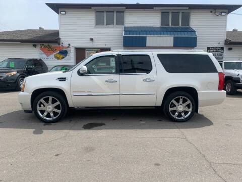 2011 Cadillac Escalade ESV for sale at Twin City Motors in Grand Forks ND