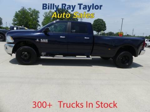 2014 RAM Ram Pickup 3500 for sale at Billy Ray Taylor Auto Sales in Cullman AL