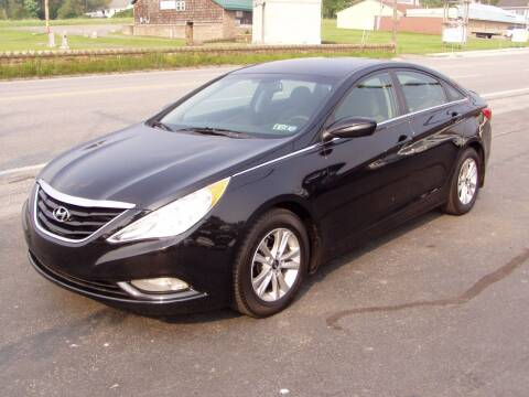 2013 Hyundai Sonata for sale at The Autobahn Auto Sales & Service Inc. in Johnstown PA