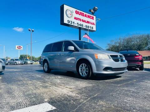 2014 Dodge Grand Caravan for sale at Guidance Auto Sales LLC in Columbia TN