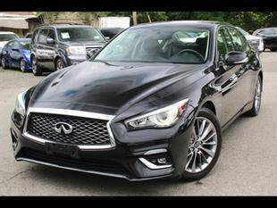2018 Infiniti Q50 for sale at Rockland Automall - Rockland Motors in West Nyack NY