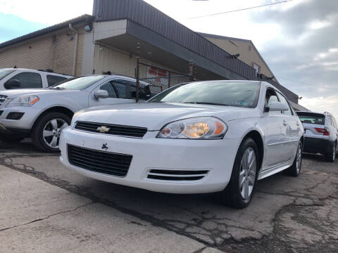 2011 Chevrolet Impala for sale at Six Brothers Auto Sales in Youngstown OH