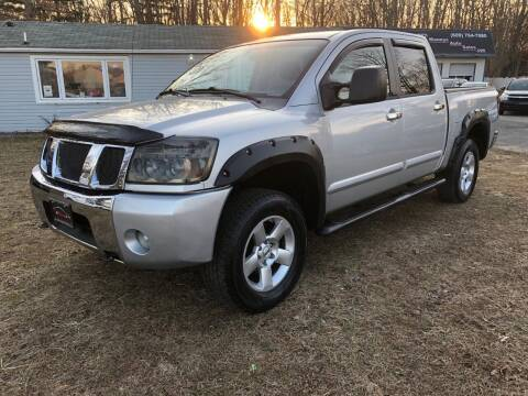 2007 Nissan Titan for sale at Manny's Auto Sales in Winslow NJ