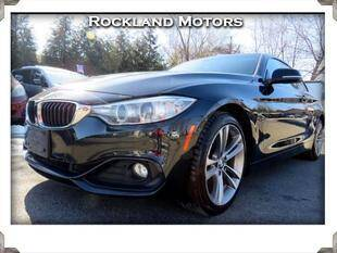 2014 BMW 4 Series for sale at Rockland Automall - Rockland Motors in West Nyack NY