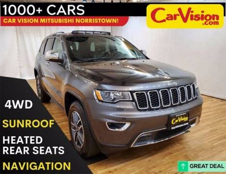 2020 Jeep Grand Cherokee for sale at Car Vision Buying Center in Norristown PA