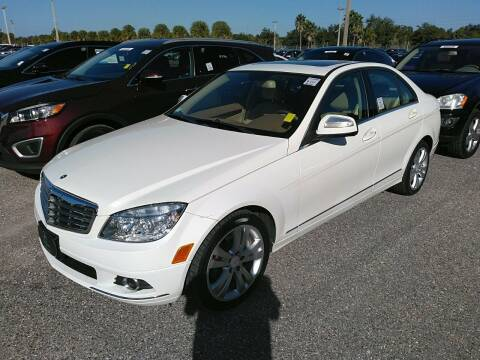 2008 Mercedes-Benz C-Class for sale at LUXURY IMPORTS AUTO SALES INC in North Branch MN