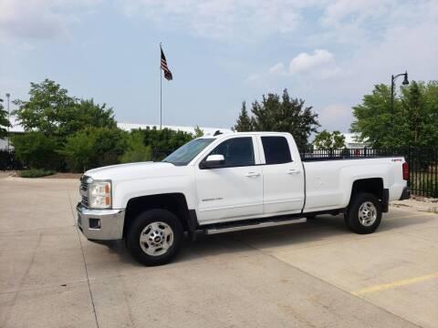 2015 Chevrolet Silverado 2500HD for sale at Northstar Auto Brokers in Fargo ND