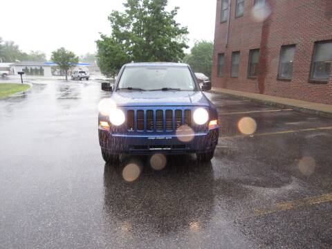 2010 Jeep Patriot for sale at Heritage Truck and Auto Inc. in Londonderry NH