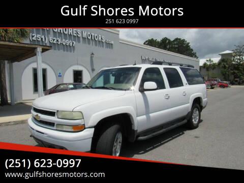2003 Chevrolet Suburban for sale at Gulf Shores Motors in Gulf Shores AL