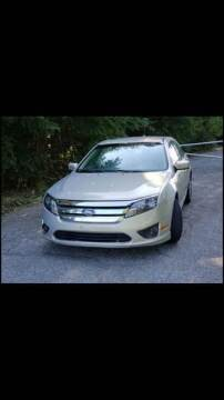 2010 Ford Fusion for sale at Speed Auto Mall in Greensboro NC