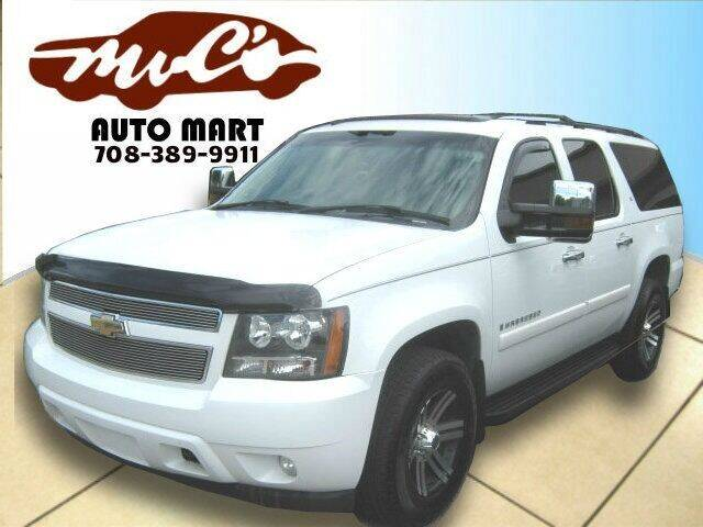 2007 Chevrolet Suburban for sale at Mr.C's AutoMart in Midlothian IL
