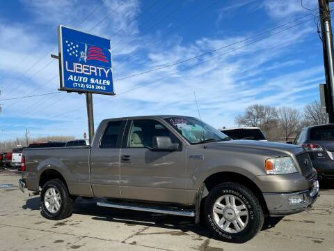 2005 Ford F-150 for sale at Liberty Auto Sales in Merrill IA