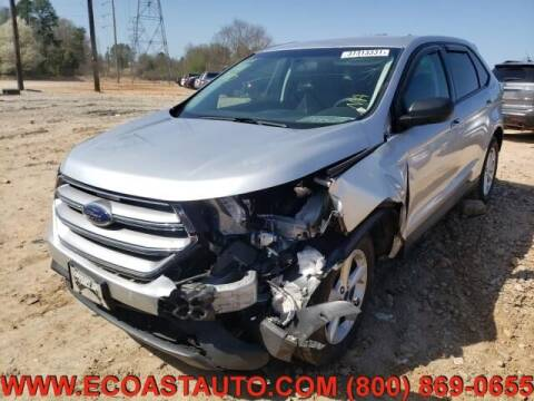2016 Ford Edge for sale at East Coast Auto Source Inc. in Bedford VA