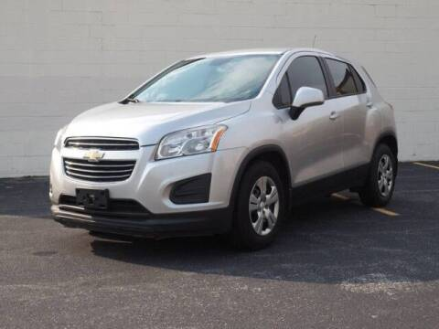 2016 Chevrolet Trax for sale at O T AUTO SALES in Chicago Heights IL