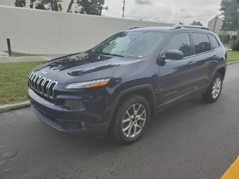 2014 Jeep Cherokee for sale at Carlando in Lakeland FL