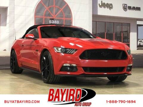 2017 Ford Mustang for sale at Bayird Truck Center in Paragould AR