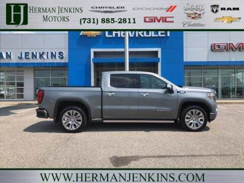 2020 GMC Sierra 1500 for sale at Herman Jenkins Used Cars in Union City TN