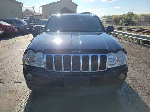 2007 Jeep Grand Cherokee for sale at Discovery Auto Sales in New Lenox IL